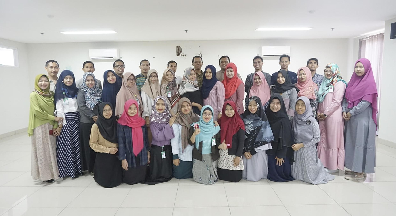 RAPAT EVALUASI PROGRAM - TUTORIAL BAHASA INGGRIS 2018